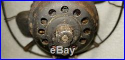 Antique Vintage Westinghouse Whirlwind Fan Style 280598 Runs 1920s