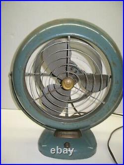 Antique Vornado Fan, Model B28C1-1, 3 Speed, Full Working Condition