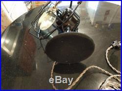 Antique Westinghouse 12 3 Speed Brass Blade Fan 100% restored