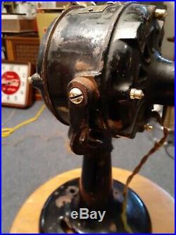 Antique Westinghouse 16 inch Tank Fan Parts