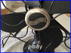 Antique Westinghouse 3-Speed 12 Fan Restored
