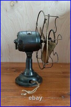 Antique Westinghouse Brass Fan Westinghouse Fan Antique Fan