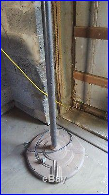 Antique Westinghouse Commercial Floor Fan