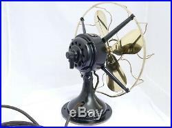 Antique Westinghouse Fan #162628b, 12, 3-speed, Circa 1916