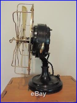 Antique Westinghouse Pancake Fan Model 28117