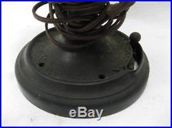 Antique Westinghouse Pancake Motor Electric Fan Vintage