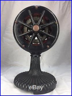 Antique Westinghouse Tesla Fan Base 3854A