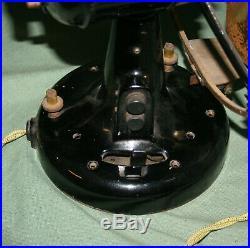 Antique Westinghouse Vane Oscillator Fan. Antique Electric Fan Rare Oscillator