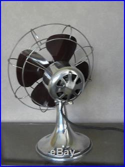 Antique fan Electric table wall art deco vintage old machine age desk ventilator
