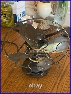 Antique fans electric
