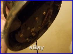 Antique robbins & myers gear back tank oscillating fan 11530