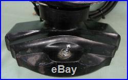Art Deco Machine Age Emerson Silver Swan #864 Fan 1 Speed Runs 10 4 Blade