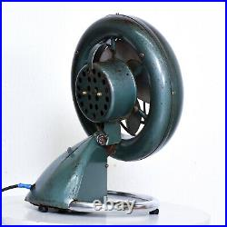 Art Deco Modern Industrial Electric Fan, Collectors Item ARVIN