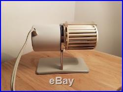 Braun HL1 vintage electric desk fan