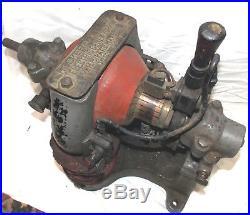 CROCKER WHEELER NY BIPOLAR ELECTRIC MOTOR DYNAMO pre-1895 Generator 1/2hp