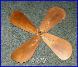 Century Antique skeleton electric fan parts