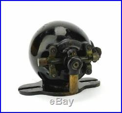 Early ECK DC Ball Motor Utility Application Cast Iron Electric Antique