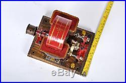 Early antique electric generator dynamo motor antique for Antique electric motor repair