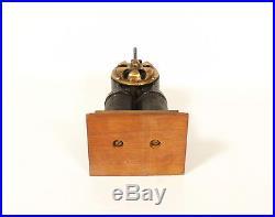 Excellent 1890 Diehl Bi-Polar Motor Edison Bipolar Fan & Dynamo Era