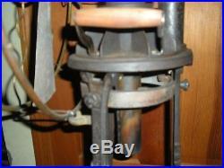 Fan Kerosene Powered Sterling (hot air engine) driven (not Jost)