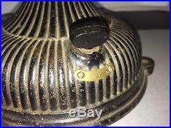 GE FAN G E 12 inch FAN 1901 ANTIQUE General Electric FAN Decor MAKE OFFER vtg