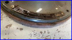 General Electric Vortlax antique fan 1947/1948 great conditon
