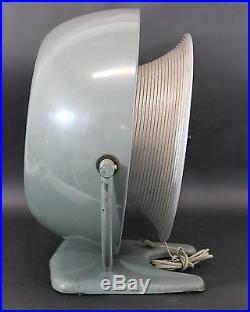 LARGE Antique Circa 1940s, Industrial Aluminum VORNADO Fan, Model 12D1, NR