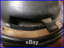 Lot Of 3 Antique GE / Emerson Fans Cast Iron Electric 1930s