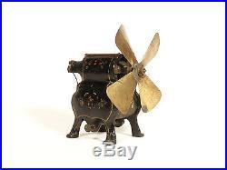 Outstanding 1891 Porter Standard Motor No. 3 Edison Bipolar Fan & Dynamo Era