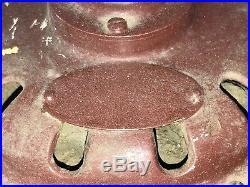 RARE 1920s Marelli Maestralino Jr Antique Ceiling Fan + Speed Control Regulator