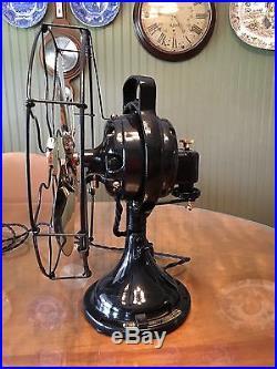Rare Antique 1919 GE AC/DC 12 General Electric 2 Star Fan RESTORED