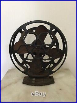 Robbins & Myers Antique Fan Model 6000B Art Deco Modern