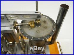 VERY Rare Vintage/Antique VAN RENNES MKII Hot Air (Stirling) Engine