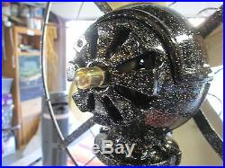 Vintage Fan Antique Fan Lake Breeze Fan Hot Air Fan C My Ge Fan Brass Blade Fan
