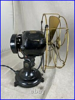 Very Rare And Hard To find 8 Jandus Mechanical Oscillator Fan