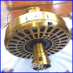 Vintage 52 Hunter Olde Tyme Original Ceiling Fan 23552