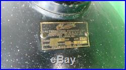 Vintage/Antique Century Ceiling Fan Model 175 Very Heavy 57lbs