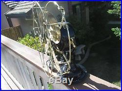 Vintage Fan Antique Fan 11646 Ribbed Base Nice Vintage Emerson Brass Blade Fan