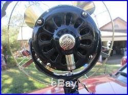 Vintage Fan Antique Fan Generial Electric Vintage Ge Fan Brass Blade Fan Old Fan