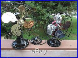 Vintage Fan Antique Fan Vintage Emerson Brass Blade Fan Emerson Electric Fan