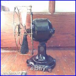 Vintage Jandus-Adams Bagnall Antique Electric Fan