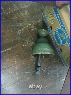 Working Antique Westinghouse Sidewinder Vintage Ceiling Fan 115725B